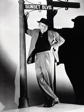 Billy Wilder, Sunset Blvd,, 1950