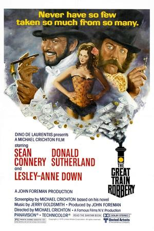 The Great Train Robbery, 1979 (The First Great Train Robbery)
