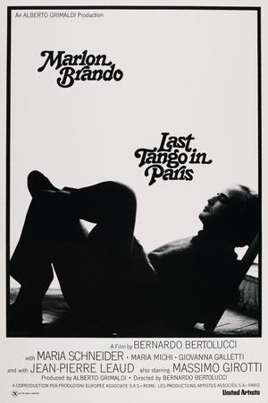 Last Tango in Paris, 1972 (Ultimo Tango a Parigi)