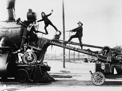 Mack Sennett, Mack Sennett Comedy, Mack Sennett Comedies Corporation Movie Shooting