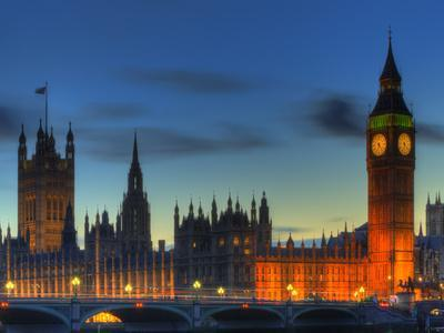 Westminster Aglow