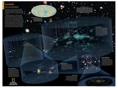 2014 Universe - National Geographic Atlas of the World, 10th Edition