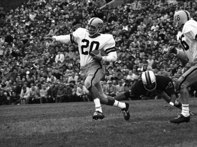 Minnesota- Iowa Game and Football Weekend, Minneapolis, Minnesota, November 1960