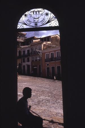 July 1973: Town of Ouro Preto, Brazil