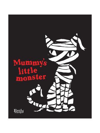 Mummy's Little Monster