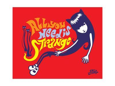 All You Need is Strange
