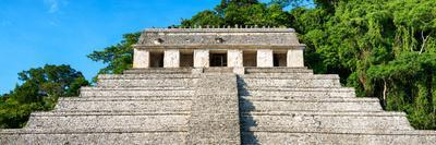 ¡Viva Mexico! Panoramic Collection - Mayan Temple of Inscriptions - Palenque III