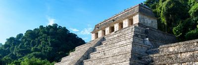 ¡Viva Mexico! Panoramic Collection - Mayan Temple of Inscriptions - Palenque