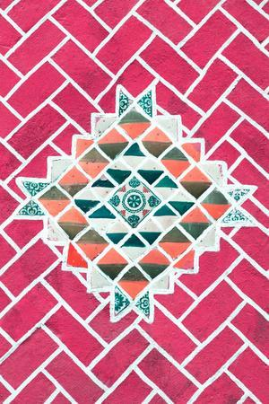 ¡Viva Mexico! Collection - Pink Mosaics