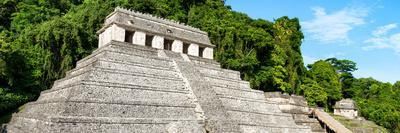 ¡Viva Mexico! Panoramic Collection - Mayan Temple of Inscriptions - Palenque VI