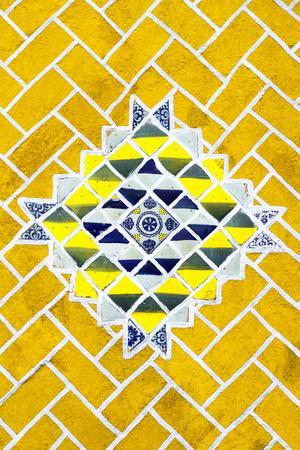 ¡Viva Mexico! Collection - Yellow Mosaics