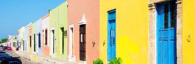 ¡Viva Mexico! Panoramic Collection - Urban Scene Campeche V