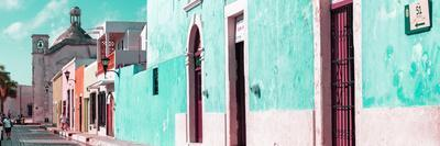 ¡Viva Mexico! Panoramic Collection - Urban Scene Campeche II