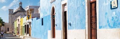 ¡Viva Mexico! Panoramic Collection - Urban Scene Campeche