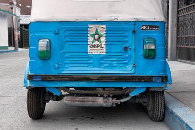 ¡Viva Mexico! Collection - Blue Tuk Tuk