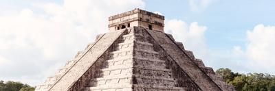 ¡Viva Mexico! Panoramic Collection - El Castillo Pyramid in Chichen Itza II
