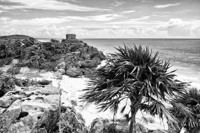 ¡Viva Mexico! B&W Collection - Tulum Riviera Maya III