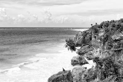 ¡Viva Mexico! B&W Collection - Tulum Riviera Maya II