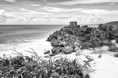 ?Viva Mexico! B&W Collection - Tulum Riviera Maya V