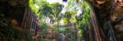 ¡Viva Mexico! Panoramic Collection - Ik-Kil Cenote