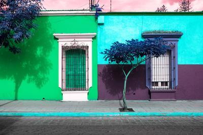 ¡Viva Mexico! Collection - Mexican Colorful Facades II
