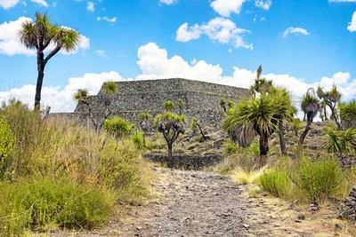 ¡Viva Mexico! Collection - Archaeological Site - Cantona