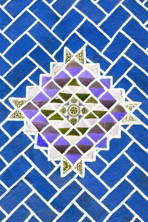 ¡Viva Mexico! Collection - Blue Mosaics
