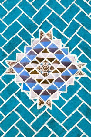 ¡Viva Mexico! Collection - Turquoise Mosaics