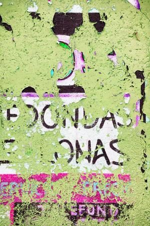 ¡Viva Mexico! Collection - Lime Green Street Wall Art