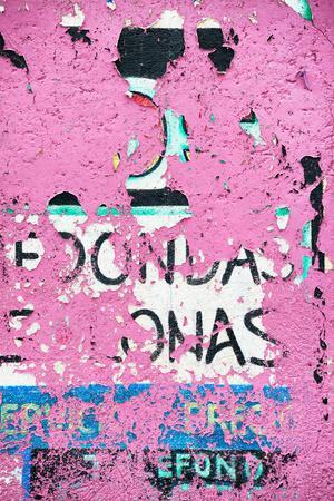 ¡Viva Mexico! Collection - Pink Street Wall Art