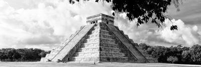 ¡Viva Mexico! Panoramic Collection - El Castillo Pyramid in Chichen Itza XI