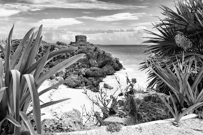 ?Viva Mexico! B&W Collection - Tulum Riviera Maya IX