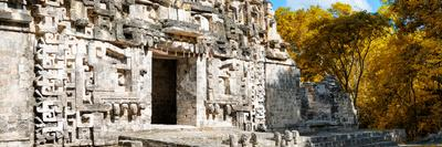 ¡Viva Mexico! Panoramic Collection - Hochob Mayan Pyramid III
