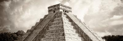 ¡Viva Mexico! Panoramic Collection - El Castillo Pyramid - Chichen Itza