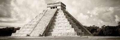 ¡Viva Mexico! Panoramic Collection - El Castillo Pyramid - Chichen Itza V