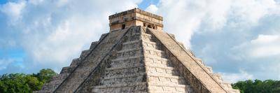 ¡Viva Mexico! Panoramic Collection - El Castillo Pyramid in Chichen Itza XIII