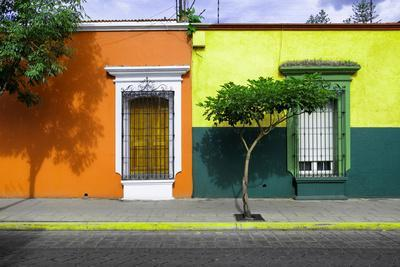¡Viva Mexico! Collection - Mexican Colorful Facades V
