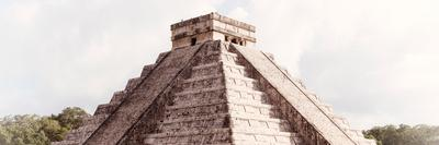 ¡Viva Mexico! Panoramic Collection - El Castillo Pyramid - Chichen Itza I