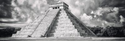 ¡Viva Mexico! Panoramic Collection - El Castillo Pyramid - Chichen Itza IV