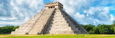 ¡Viva Mexico! Panoramic Collection - El Castillo Pyramid - Chichen Itza III