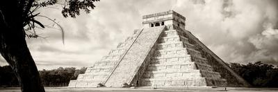 ¡Viva Mexico! Panoramic Collection - El Castillo Pyramid - Chichen Itza XI