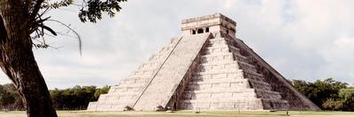 ¡Viva Mexico! Panoramic Collection - El Castillo Pyramid - Chichen Itza XII
