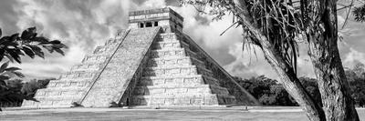 ¡Viva Mexico! Panoramic Collection - El Castillo Pyramid - Chichen Itza IX