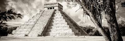 ¡Viva Mexico! Panoramic Collection - El Castillo Pyramid - Chichen Itza VIII