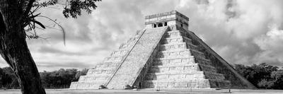 ¡Viva Mexico! Panoramic Collection - El Castillo Pyramid - Chichen Itza XIII