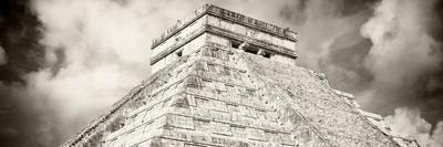 ¡Viva Mexico! Panoramic Collection - El Castillo Pyramid - Chichen Itza XV