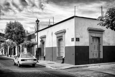 ¡Viva Mexico! B&W Collection - Mexican Street Oaxaca