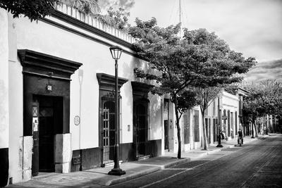 ¡Viva Mexico! B&W Collection - Mexican Street Oaxaca V