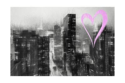 Luv Collection - New York City - Manhattan by Night