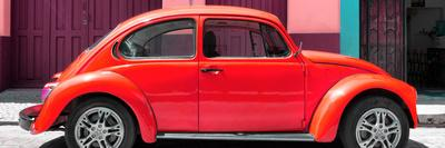 ¡Viva Mexico! Panoramic Collection - The Red Beetle Car
